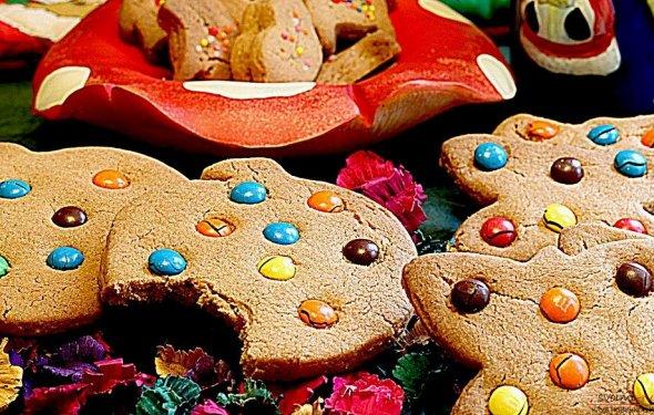 Рецепт для готовки новогоднего