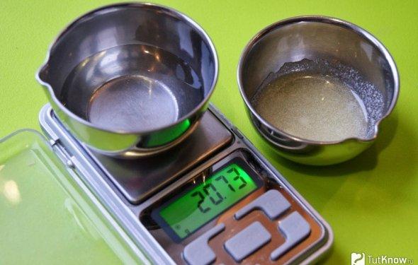 Ювелирные весы и термостойкие