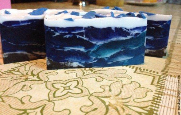 Купить Мыло Морская волна