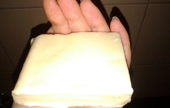 Шампунь из мыла